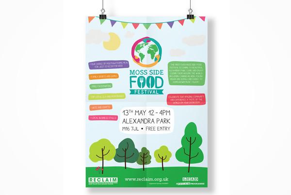 Moss Side Food Festival
